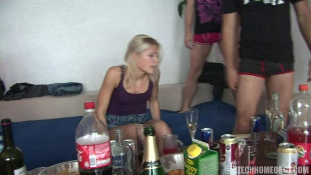 czech home orgy part 2